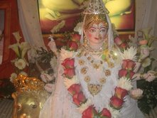 Mother Durga at Chatsworth centre