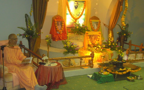 Discourse on 'Shiva Panchakshara Stotram'