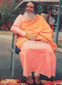Swami Shivapadananda