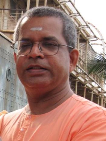 Swami Virabhadranandaji