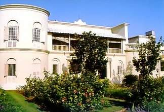 Swamiji's House