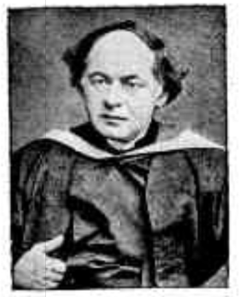 The Reverend Hugh Reginald Haweis