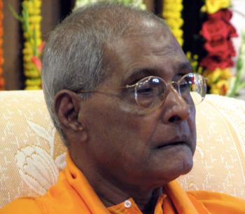 Srimat Swami Gitanandaji Maharaj