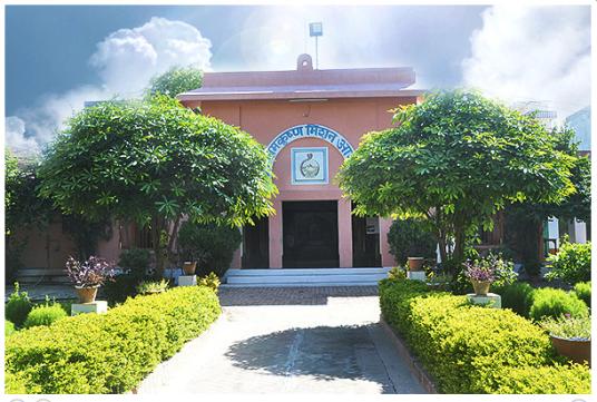 Kanpur Ashram temple...