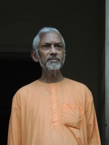 Swami Purananandaji Maharaj, a spiritual torch