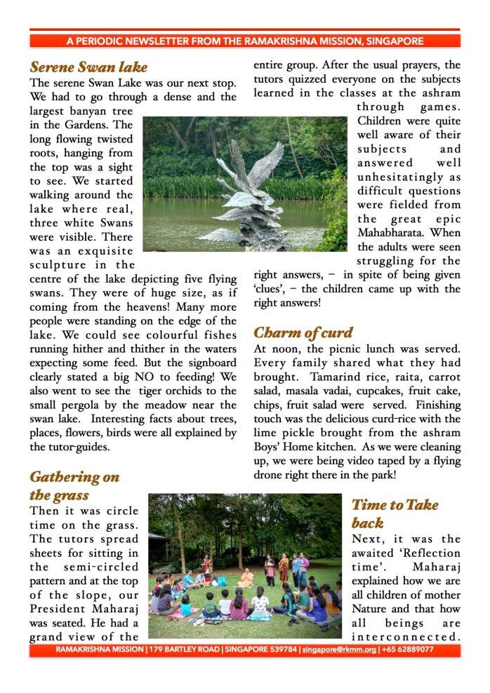 Report Botanic GardensP3