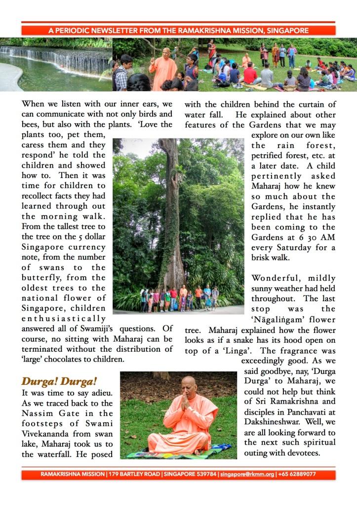 Report Botanic GardensP4