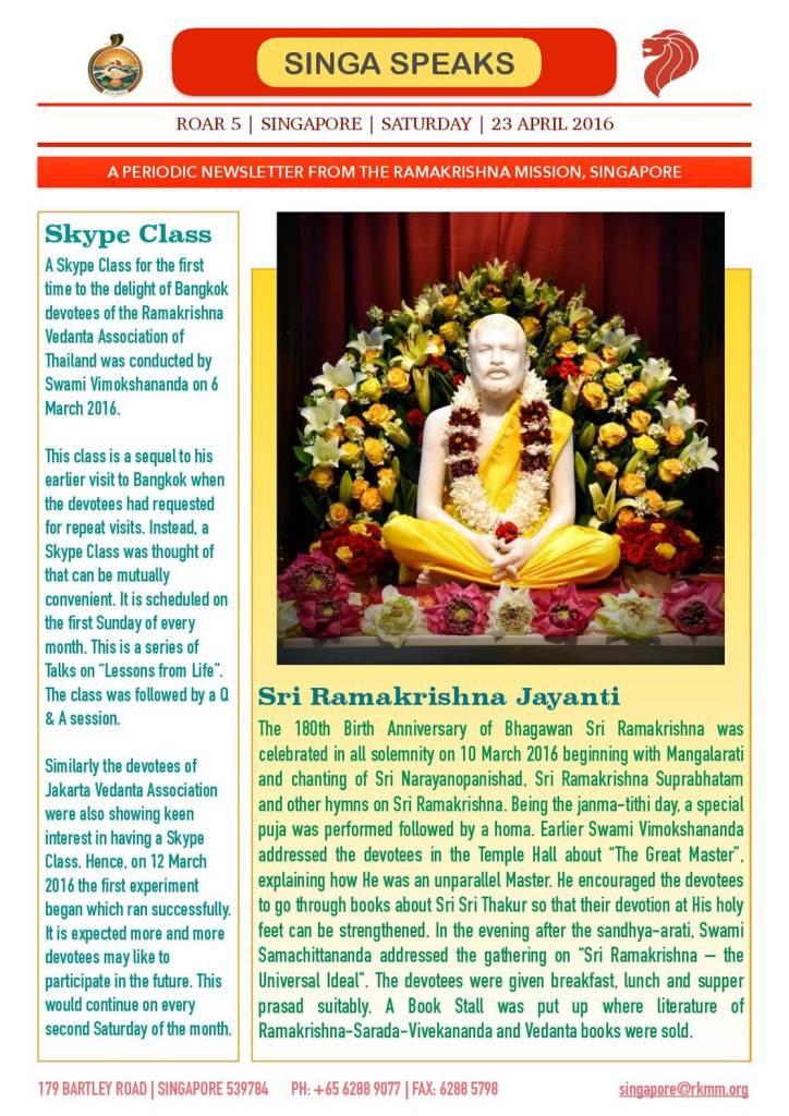 SingaSpeaks 5 Page1