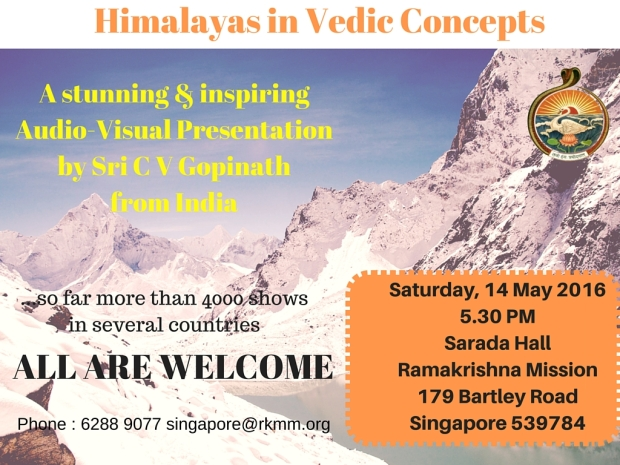 Himalayas in Vedic Concepts (3)