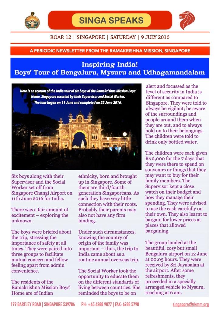 SingaSpeaks 12 Page1